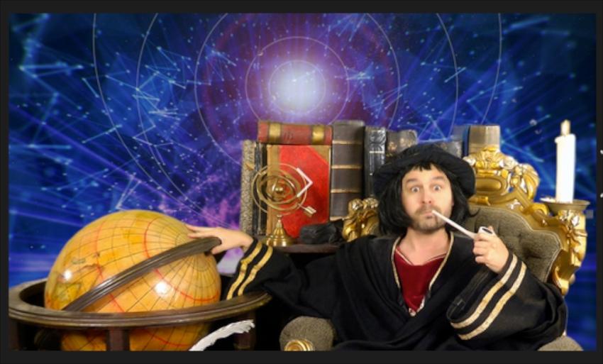Copernicus heliocentric solar energy renewable climate change