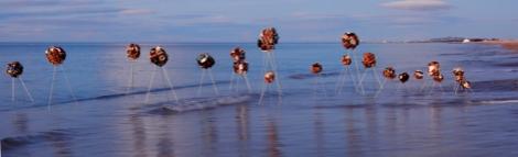 """Aresquiers Beach [43°29'52.41""""N/ 3°52'8.52""""E]- 2015."""