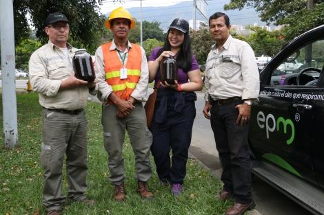 Research in Medellin