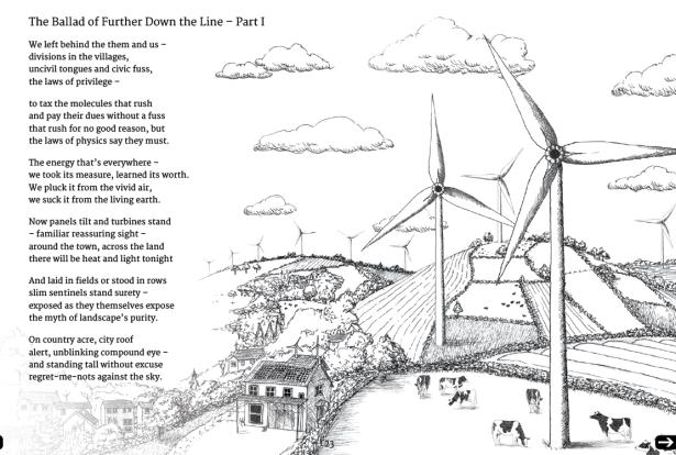 Matt Harvey, Harvey, poet, poem, renewable energy, renewable